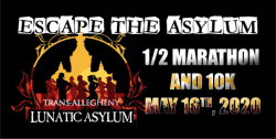 Escape the Asylum Half Marathon & 10K