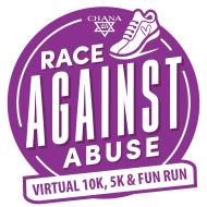 CHANA's (Virtual) Race Against Abuse 10K, 5K and Fun Run