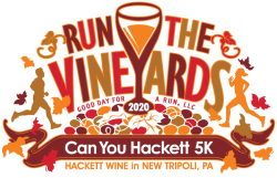 Run the Vineyards - Can You Hackett 5K