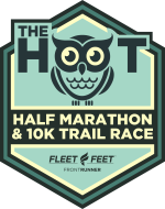 The Hoot Half Marathon & 10k Trail Race