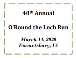 O'Round The Loch Run