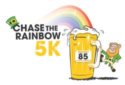 Chase the Rainbow 5k