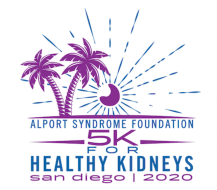 San Diego 5K For Healthy Kidneys 2020 - NOW ALL VIRTUAL RACE