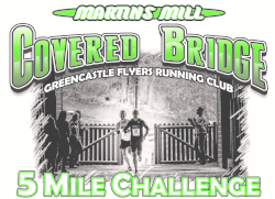 Martins Mill Covered Bridge 5 Miler