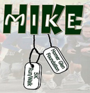 Mike Hike 5k Virtual Run/Walk