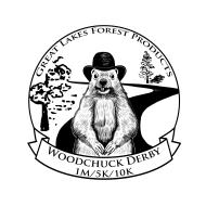 Woodchuck Derby 1M, 5K, 10K