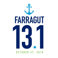 Farragut 13.1/Relay/5K/Kids Run