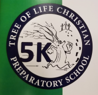 Tree of Life 5K & Pioneer 1 Mile Race