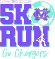 CMHS Girls Soccer Virtual 5K Run