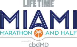 Life Time Miami Marathon & Half Marathon presented by cbdMD