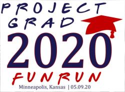 Project Grad 2020 VIRTUAL Fun Run for Minneapolis High School