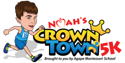 Noah's Crown Town 5K - Virtual Race Only for 2020