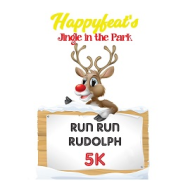 Happyfeat's Run Run Rudolph 5K