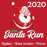 Utah Santa Run - 2 Races