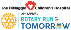 "23rd Annual Joe DiMaggio Children's Hospital ""Run for Tomorrow"" 2020"