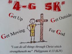 """""""4-G"""" 5K"""