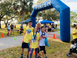 Tampa Bay 5K for Autism & 1 Mile Run for One, Run for ALL!