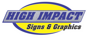High Impact Signs and Graphics