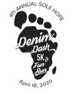 Sole Hope Denim Dash 5k in UGANDA!