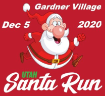 Utah Santa Run - Gardner Village