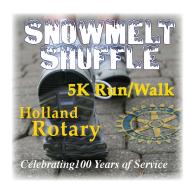 Snowmelt Shuffle 5K