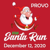 Utah Santa Run - Provo