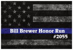 Bill Brewer Honor Run