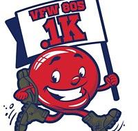 VFW Post 805 .1K Run!