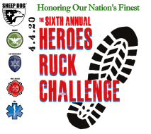6th Annual Heroes Ruck Challenge