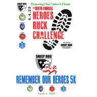 6th Annual Heroes Ruck Challenge & Remember Our Heroes 5K