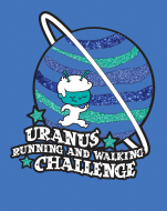 Get Uranus Moving Running and Walking Challenge - Oklahoma