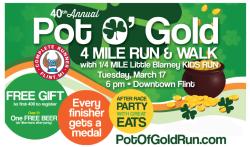 Pot O' Gold Run/Walk 2020