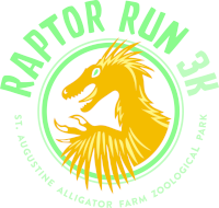 3K Raptor Run presented by the St. Augustine Alligator Farm