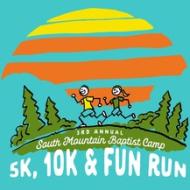 South Mountain 5k, 10k and Fun Run
