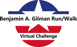 Benjamin A. Gilman Virtual Run/Walk