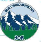 Wurtsboro Mountain 30K Revenge - August 22, 2020