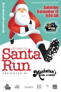 UpTown Toledo's 5K Santa Run/Walk