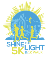Shine The Light 5K Race & 1K Walk