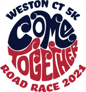 Weston CT Memorial Day 5K Road Race - Virtual Event Only Logo