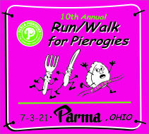 Parma Run-Walk for Pierogies