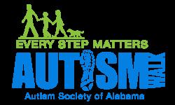 Virtual Tuscaloosa Autism Walk