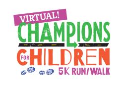 SBCHC - Champions for Children Virtual Walk/Run