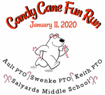 Candy Cane Fun Run