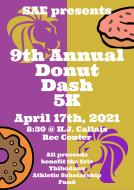 SAE's 9th Annual Donut Dash 5K