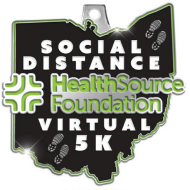 The Social Distance Virtual 5k (Formerly the Color 5k and Wellness Festival)