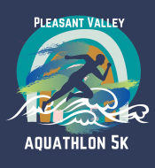 1st Annual Pleasant Valley Aquathlon 5K (with social distancing)