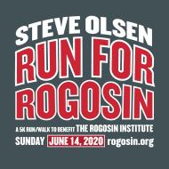Steve Olsen Run for Rogosin