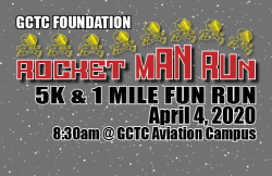 GCTC Rocket Man Run 5K & Fun Walk