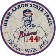21st Annual Hank Aaron State Trail 5K Run/Walk