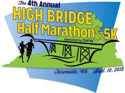 4th Annual High Bridge Half Marathon & 5k
